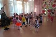 """Утренник, посвященный дню 8 марта """"Цветик-семицветик"""""""