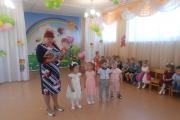 """23 мая в группе № 2 прошёл утренник """"До свидания ясли!"""""""